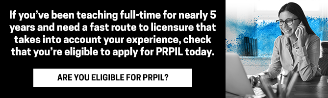Are you eligible for PRPIL?