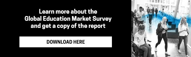 global education market survey results