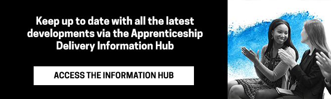 Apprenticeship Delivery Information Hub